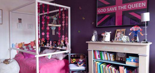 идеи для детских комнат, ремонт в детской, фото