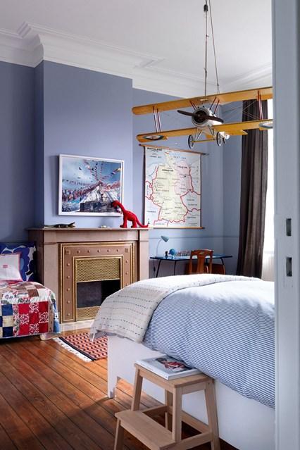 дизайн интерьера, детская комната