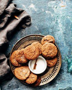 как заморозить печенье