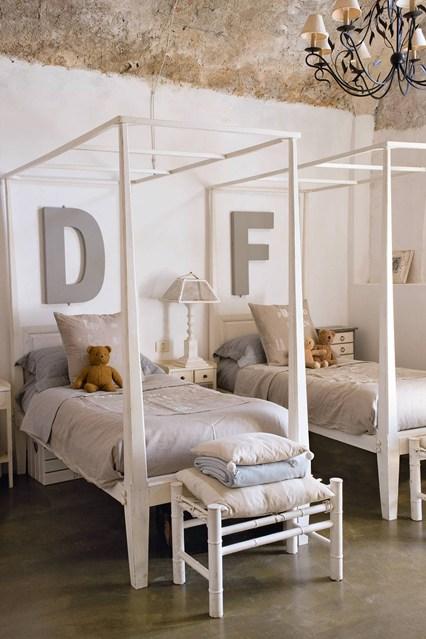 комната для двоих детей, идеи дизайна детской