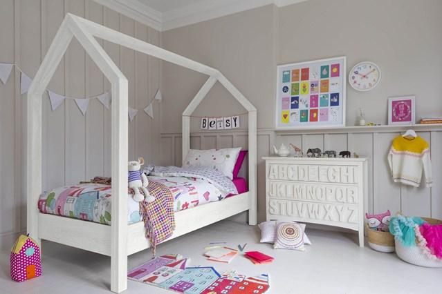 кроватка домик для ребенка, детская кроватка, кровать для ребенка