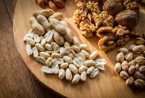как хранить орехи, орехи запах