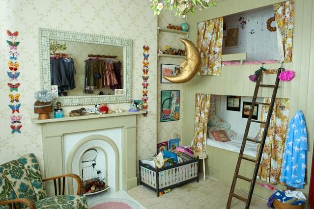 детская комната украшения, как украсить детскую комнату