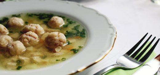 суп с фрикадельками простой рецепт