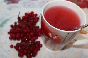 калина красная рецепты на зиму
