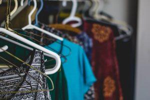 как привести гардероб в порядок