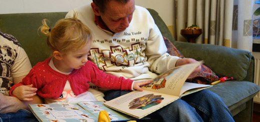 зачем приобщать детей к чтению