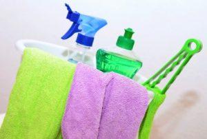 что нужно для уборки квартиры
