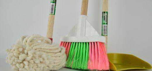 что в доме нужно помыть