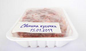 Как замораживать мясо